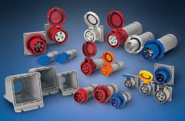 New Yorker Electronics Expands its PDI Heavy Duty Pin & Sleeve Connector Lines