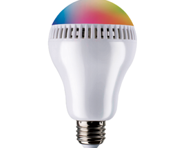 Syska LED launches its built –in speaker bulb 'Sonic LED' only for Rs. 2999/-