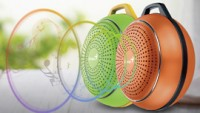 Portable and Funky Bluetooth Enabled Speakers by Genius
