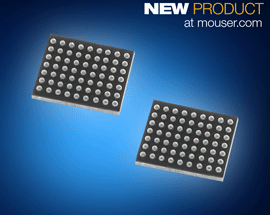 Maxim Integrated's MAX32625/MAX32626 MCUs Now at Mouser