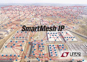 SmartMesh IP Wireless Mesh Networks Expand to Address Industrial IoT Networks with Thousands of Nodes