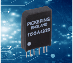 Pickering to showcase new two pole Reed Relays at Semicon Korea