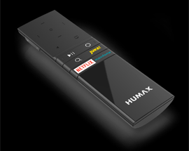 3D force touch remote control solution enables next generation HMI experience and offers improved power savings