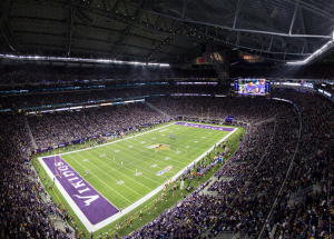 The Next Three Professional Championship Football Games are Scheduled to be Played Under Eaton's Ephesus LED Sports Lighting System