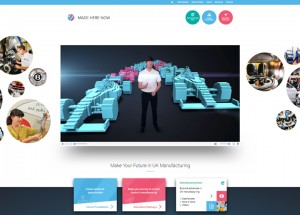 New Made Here Now website to inspire next generation of engineers