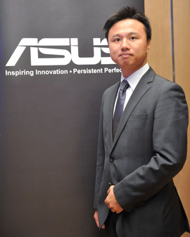Peter Chang, Region Head – South Asia & Country Manager for ASUS India