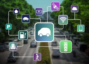 Smart Car System Drives the Evolutionary Development of Automotive Industry