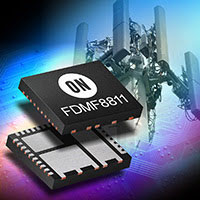 ON Semiconductor Introduces Industry's First 100 V Bridge Power Stage Module for Half-Bridge and Full-Bridge DC-DC Converters