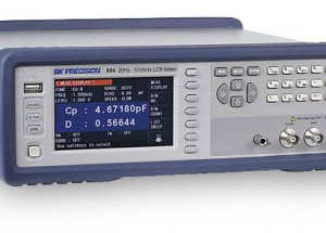 B&K Precision Expands Bench LCR Meter Family with 500 kHz, 1 MHz Models
