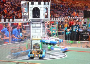 Mouser Electronics Empowers Student Innovation  with FIRST Robotics Regional Sponsorship