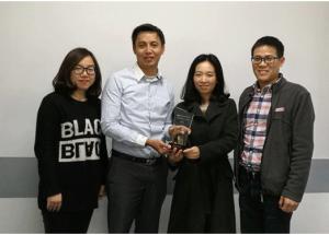 Heilind Asia Won Honeywell Best Delivery Award 2016