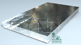 Indium Corporation Features InFORMS® Reinforced Solder Preforms at PCIM Europe 2017