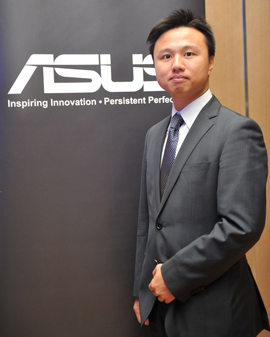 Peter Chang, Regional Head - South Asia & Country Manager - ASUS India