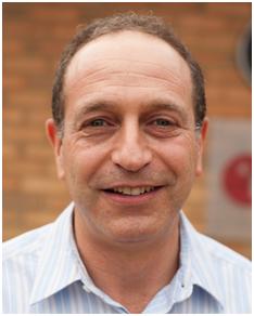 Simon Glassman, Senior Principal, Strategic Partnerships EMEA at u-blox