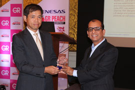 ROHM Semiconductor partners with Renesas for GR Peach Design Contest