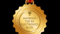 Electronics Maker Blog in Feedspot Top 60 Electronics Blogs