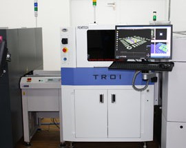 Optimal processes thanks to innovative test equipment