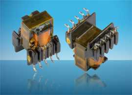 Flyback transformer from TT Electronics is optimised for industrial applications