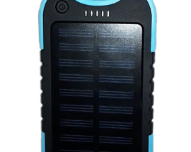 Solar chargeable power bank – UIMI U3 Mini