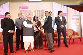 Matrix is awarded the prestigious India SME 100 Award