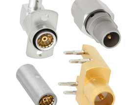 Pasternack Debuts New BMA Connectors and Adapters with Maximum Operating Frequency of 22 GHz
