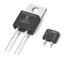 1200V SiC Schottky Diodes from Littelfuse