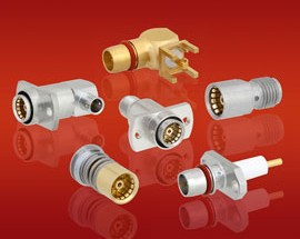 Fairview Microwave Releases New Series of BMA Connectors and Adapters with VSWR as Low as 1.15:1