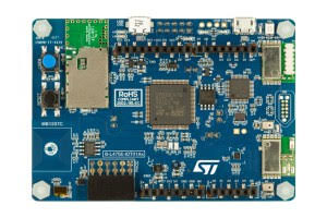 Cloud-Connectable Discovery Kit Puts More Stuff On-Board for Fast IoT Development