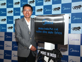 Midea Group to invest ₹800 Crore to setup manufacturing facility in India