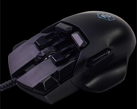 QTC force sensors in gaming mouse give a more precise, intuitive HMI experience