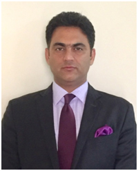 Mr. Ripu Daman Sharma, Country Manager Sales, India Subcontinent, Lutron
