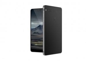 Andy Rubin Unveils Titanium Smartphone to Crack Apple's Grip