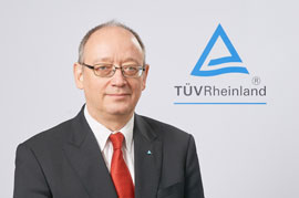 Thomas Fuhrmann, Managing Director, TUV Rheinland India