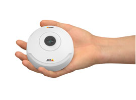 Axis enhances Zipstream to embrace new 360° cameras and 4K resolution