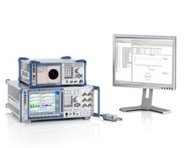 Rohde & Schwarz and MediaTek present world's first test solution for A-BeiDou location based services (LBS)