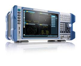 R&S-ZNLE-vector-network-analyzer