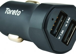 Toreto Launches Multi-Functionality Car Charger
