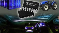 Microchip's unique external CAN FD controller enables CAN Flexible Data Rate (CAN FD) in new and existing designs