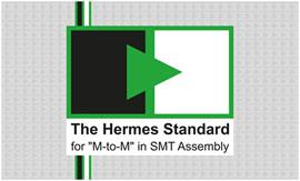 Standardized M2M communication in SMT production