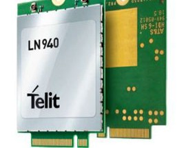 Telit Selected by VAIO for Industry's First 450 Mbps Mobile Data Enabled Notebooks
