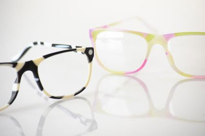 The Stratasys VeroFlex Rapid Prototyping Eyewear Solution allows eyeglass designers to effortlessly 3D print accurate models of their designs, with all their intended aesthetic qualities, such as transparency, patterns and colorful designs, and may allow designers to shrink time-to-market from 15 months to 8 weeks