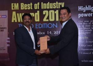 Xilinx Wins EM Best FPGA Company Award for Demonstrating Leadership, Innovation and Excellence