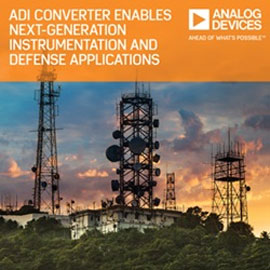 Analog-Devices-High-Speed-A-and-D-Converter
