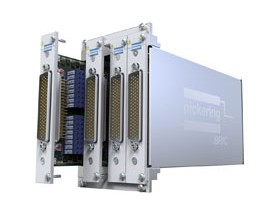 Pickering Interfaces to Introduce New PXI and LXI Switching Solutions at productronica 2017