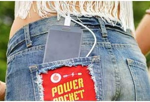 Mobile Charging Without Electricity
