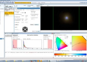 Quality assurance in the processing of ultra-bright LEDs