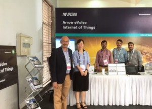 Arrow Electronics and ON Semiconductor to Exhibit IoT Solutions at India IoT Symposium 2017