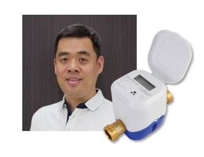Dapeng Feng, Director of HZ Metering
