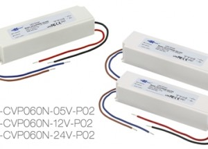 GlacialPower Launches New 40W and 60W Price Competitive Constant Voltage LED Driver with IP67