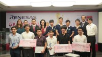 Renesas Electronics Singapore Announces Winners of First GR Embedded Design Contest in ASEAN